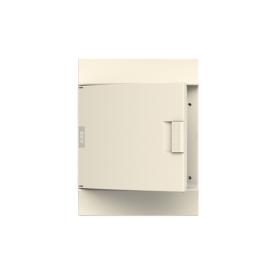 Бокс настенный ABB Mistral41 24М непрозрачная дверь без клемм