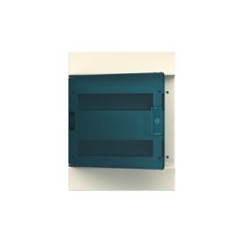 Бокс настенный ABB Mistral41 24М зеленая дверь без клемм