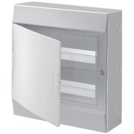 Бокс настенный ABB Mistral41 36М непрозрачная двери с клеммами