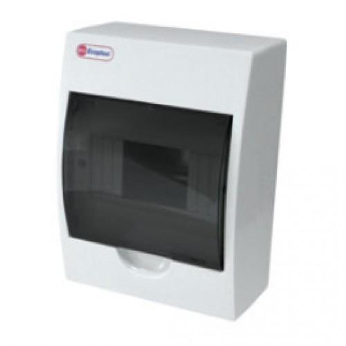 Шкаф открытой установки на 12 автоматов 200х256х95 Экопласт