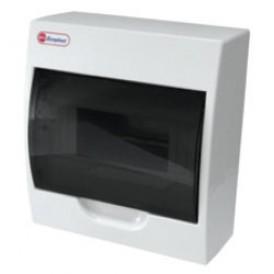 Шкаф открытой установки на 18 автоматов 220х360х95 Экопласт