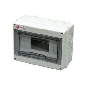 Шкаф открытой установки на 12-13 автоматов 197х253х108 IP65 Экопласт
