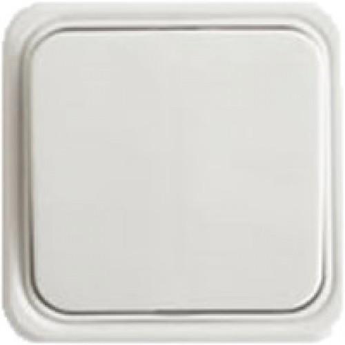 Выключатель 1-кл. Экопласт Standard белый