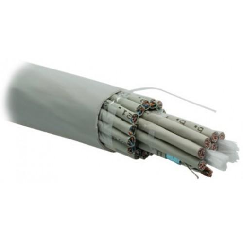 Витая пара, FTP-кабель FUTP100-C5E-S24-IN-PVC-GY Hyperline