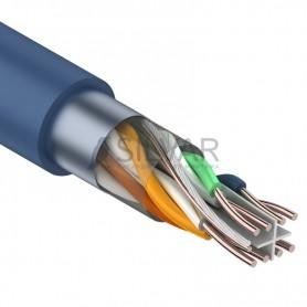 Витая пара, FTP-кабель FTP  4PR  23AWG  CAT6   305м  REXANT