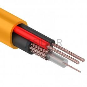 КВК-В 2 + 2х0,5 нг(А)-HF,   200м,  REXANT