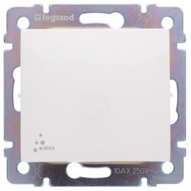 Переключатель 1-кл. промежуточный Legrand Valena 770097 белый