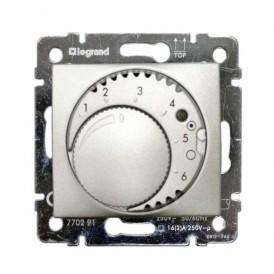 Термостат стандарт Legrand Valena 770226 алюминий