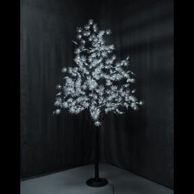 """Светодиодное дерево """"Клён"""", высота 2,1м, диаметр кроны 1,8м, белые светодиоды, IP65 Neon-night 531-515"""