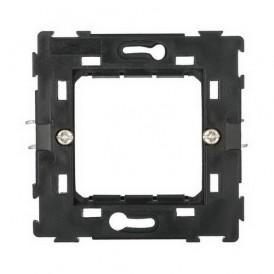 Суппорт с лапками для рамок серии LK45 Экопласт 1 пост