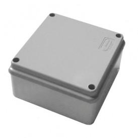 Коробка без сальников распаячная 100х100х55 BJB100, IP 56 6 вых.
