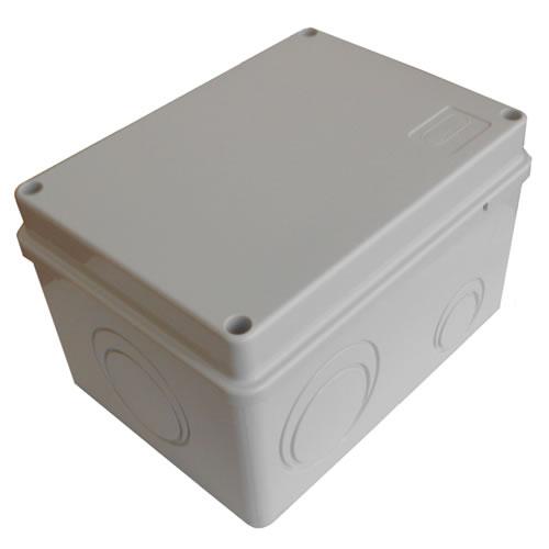 Коробка без сальников распаячная 150х110х110 BJB150, IP 56 6 вых.