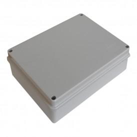 Коробка без сальников распаячная 190х140х70 BJB190, IP 56 10 вых.