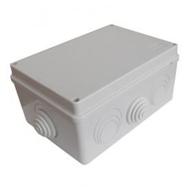 Коробка распаячная 210х150х100 JBS210,  IP 55, 8 вых+ 4 муфты