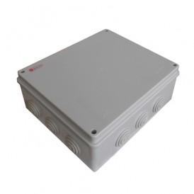 Коробка распаячная  300х250х120 JBS300,  IP 55, 10 вых.