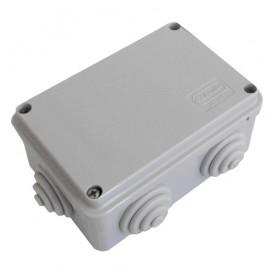 Коробка распаячная 120х80х50   JBS120, IP 55 6 вых.