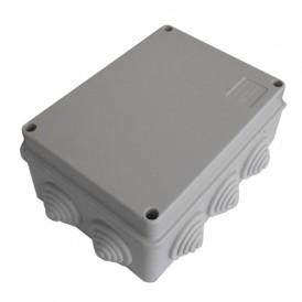 Коробка распаячная 150х110х70   JBS150, IP 55 10 вых.