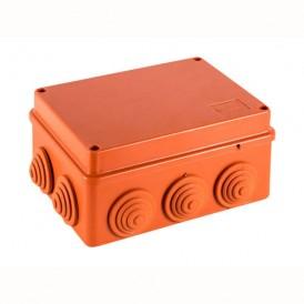 JBS150 коробка огнестойкая E60-E90 150х110х70 10 вых., IP55, 8P (1,5-6 мм2) Экопласт