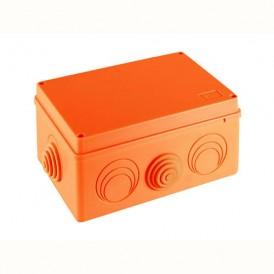 JBS210 коробка огнестойкая E60-E90 210х150х100 8 вых., IP55, 5P (2,5-25) Экопласт