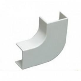 Угол плоский плавный 40Х25 Экопласт 72308-E110 MEX