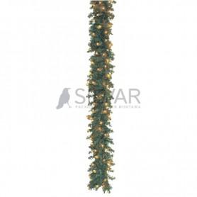 Еловый шлейф 2,7 м Теплое белое свечение 100 LED Neon-night 307-111