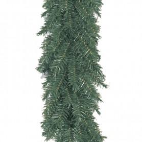 Гирлянда «Еловый шлейф», 2,7 м,  диаметр 30 см Ветки Литые + ПВХ Neon-night 307-212