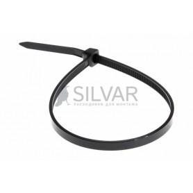 Хомут nylon 3.0х200 мм 100 шт Rexant 07-0201-4 черный