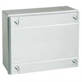 Коробка 300х220х120 с гладкими стенками  ДКС 54310, IP56