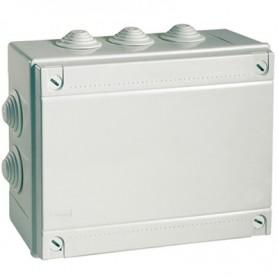 Коробка  190х140х70  ДКС 54100, IP 55, 10 вводов