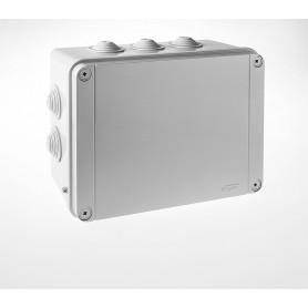 Коробка 300х220х120 TYCO 67069, IP55, 10 вводов