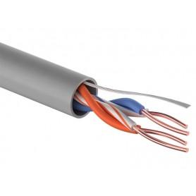 Витая пара, UTP-кабель UTP  2PR  24AWG  CAT5e  305м  REXANT