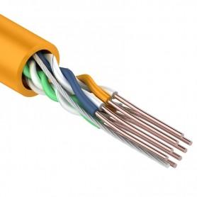 Витая пара, UTP-кабель UTP 4PR 24AWG, CAT5e, нг(А)-HF, LSZH REXANT