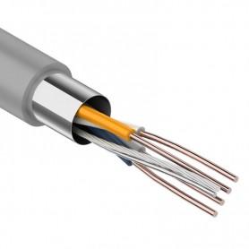 Витая пара, FTP-кабель FTP  2PR  24AWG  CAT5e  305м  REXANT