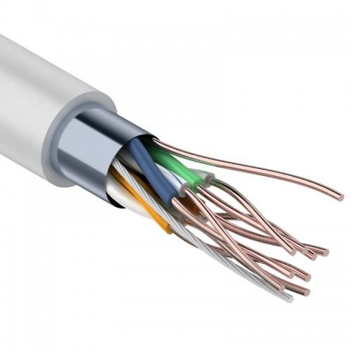 Витая пара, FTP-кабель FTP 4PR 26AWG, CCA, CAT5  PROconnect LIGHT