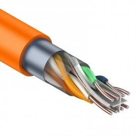 Витая пара, FTP-кабель FTP  4PR  23AWG  CAT6  305м ZH нг(А)-HF  REXANT
