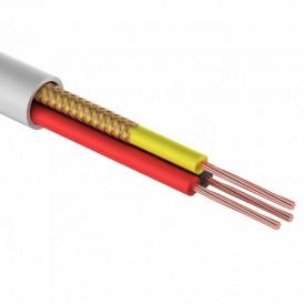 ШВЭВ  3x0,12 мм², белый,  100м,  REXANT