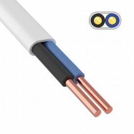 Провод ПБВВ/ПУСП 2x1,5 мм² 100 м ГОСТ 26445-85, ТУ 3551-021-38229892-2017