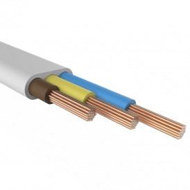 Провод ПБГВВ/ПУГСП 3x2,5 мм² 100 м ГОСТ 26445-85, ТУ 3551-021-38229892-2017