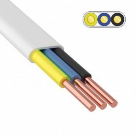 Провод ПБВВ/ПУСП 3x2,5 мм² 100 м ГОСТ 26445-85, ТУ 3551-021-38229892-2017