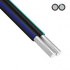 Провод самонесущий СИП-4 2x16,0 мм² 100 м ГОСТ