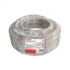 Rexant Интернет-кабель в гофре, UTP 4PR + гофра d 16 мм (100 м)