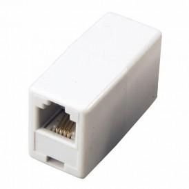 Rexant Проходной тeлефонный адаптер  RJ-14(6P4C) (гнездо-гнездо)