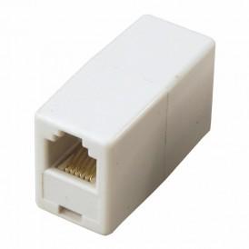 Rexant Проходной тeлефонный адаптер  RJ-12(6P6C) (гнездо-гнездо)