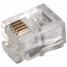 Джек телефонный 6P4C ProConnect 05-1012-3