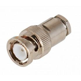 Разъем штекер BNC RG-6 пайка Rexant 05-3013