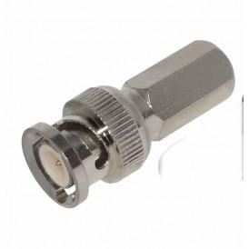 Разъем штекер BNC RG-58 накрутка Rexant 05-3021