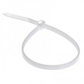 Хомут nylon 4.0х300 мм 100 шт Rexant 07-0300 белый