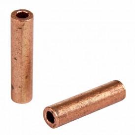 Гильза ГМ 4-3  (4 мм² - Ø 3 мм) (в упак. 10 шт.) REXANT