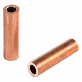 Гильза ГМ 10-5  (10 мм² - Ø 5 мм) (в упак. 5 шт.) REXANT