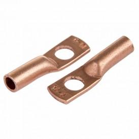 Наконечник ТМо 10–6 (10 мм² - Ø 6 мм) (в упак. 5 шт.) REXANT